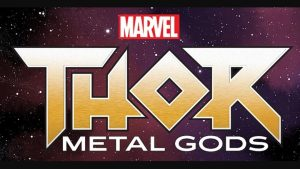 Thor: Metal Gods - Marvel e Serial Box annunciano un nuovo progetto