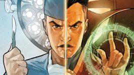 Le mani del DOCTOR STRANGE guarite giusto in tempo per la nuova serie SURGEON SUPREME