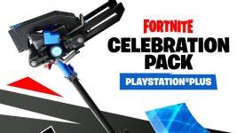 Fortnite: tutto sul Celebration Pack per PlayStation 4