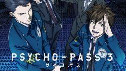 Psycho-Pass 3 sarà in esclusiva su Amazon Prime