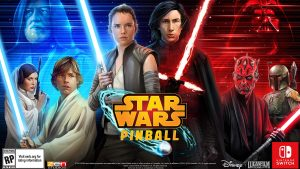 Star Wars Pinball: disponibile per Nintendo Switch