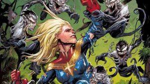 Marvel: le variant dedicate a VENOM ISLAND infettano le uscite di dicembre
