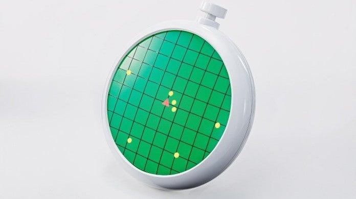 dragon ball radar