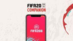 FIFA 20: Companion App nuova di zecca per gestire il FUT!