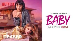 Baby: Netflix svela teaser trailer e data di uscita della seconda stagione