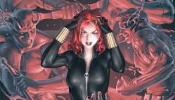 Marvel: Torna il Soldato d'Inverno in Web of Black Widow #2