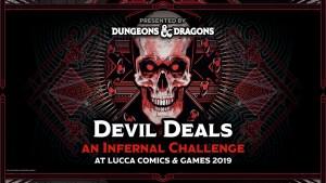 Joe Manganiello ospite di Lucca Comics & Games con il più grande D&D Epic d'Europa!