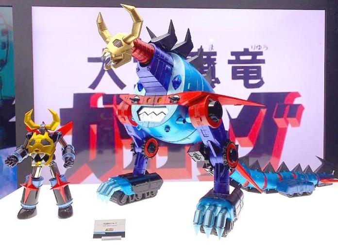Soul of Chogokin tamashii nations