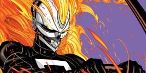 Marvel: Ghost Rider ha scaricato la sua Hellcharger per un mezzo migliore e più grande