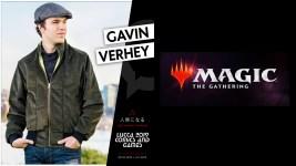 Lucca Comics & Games 2019,ospite Gavin Verhey il designer di Magic: the Gathering
