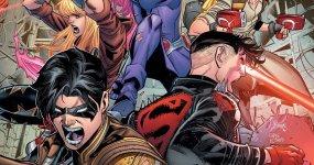 DC Comics: Young Justice #12 il primo crossover