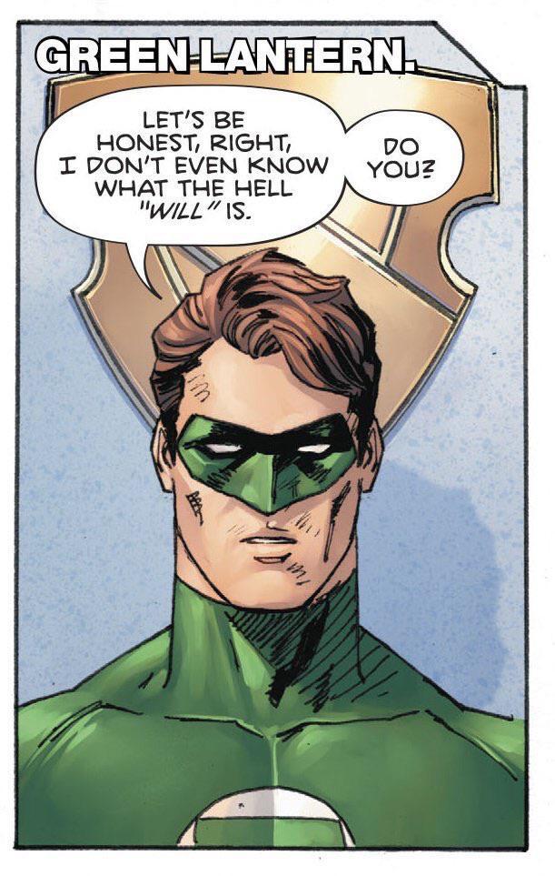Lanterna Verde Green Lantern Hal Jordan DC Comics Grant Morrison Liam Sharp