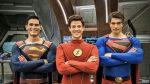 Crisi sulle Terre Infinite: le ultime foto dal set con Flash, Black Lightning, Batwoman, due Superman e due Lois Lane