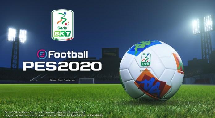 eFootball PES 2020 Serie BKT