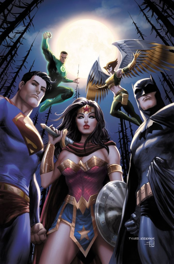 justice league year of the villain dc comics