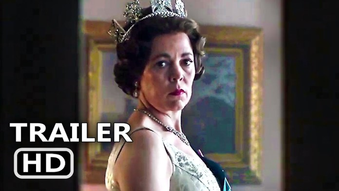 The crown terza stagione trailer netflix olivia colman