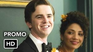 """The Good Doctor 3x04 """"Take My Hand"""": trailer promo e sinossi del quarto episodio ed un'altra guest star"""
