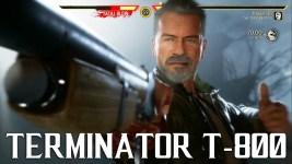 Mortal Kombat 11:  seconda fatality per il T-800 e 2 nuove skin!