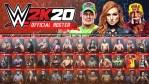 WWE 2K20: finalmente annunciato il roster completo!