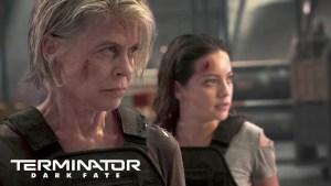 Terminator: Destino Oscuro, online il nuovo trailer