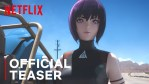 Ghost in the Shell: SAC_2045 - il Teaser Trailer dell'anime prodotto da Neflix