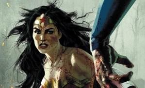 DC Comics: Wonder Woman forgia l'arma definitiva.. per uccidere Superman??