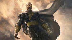 Black Adam: Dwayne Johnson annuncia la data d'uscita del film!