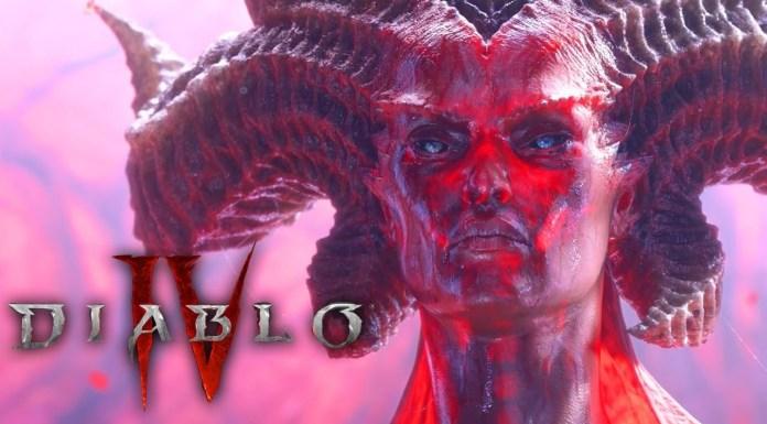 Diablo 4 Annuncio Lilith