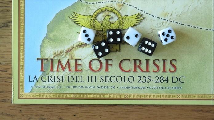 Time of Crisis, dadi