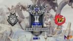 G2 Esports vs FunPlus Phoenix: Game 1 (Recap)