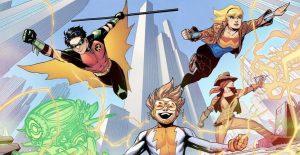 DC Comics: Young Justice 10 rivela il passato misterioso di una nuova eroina