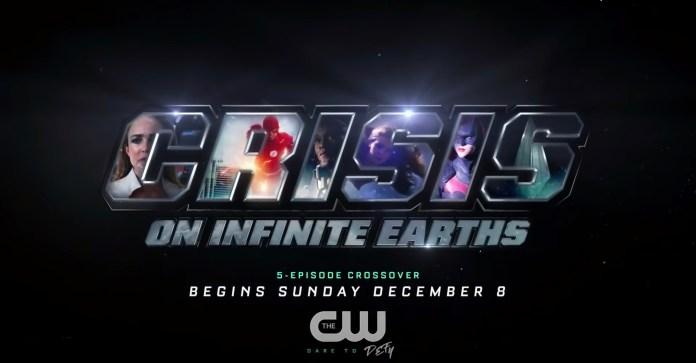 Crisi sulle Terre Infinite - Logo