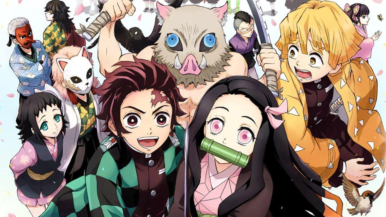 Demon Slayer – Kimetsu no Yaiba, la serie anime su Prime Video
