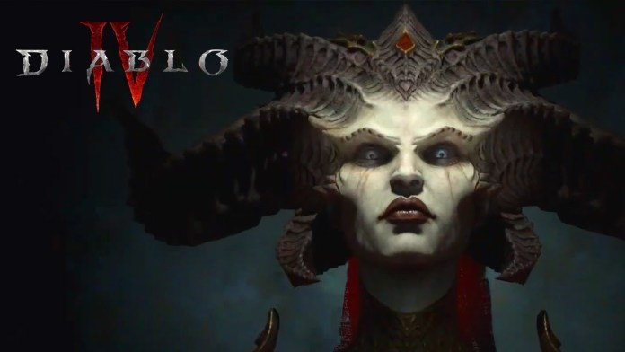Diablo IV Annuncio Ufficiale Lilith