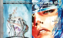 THE GHOST IN THE SHELL: GLOBAL NEURAL NETWORK e GHOST IN THE SHELL COMIC TRIBUTE: 2 raccolte imperdibili
