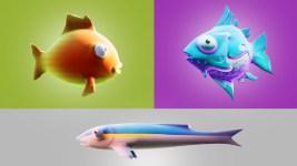 Fortnite 2: Tiro a segno - come ottenere salute con un Pesce Piccolo, un Flopper o un Pesce Succoso