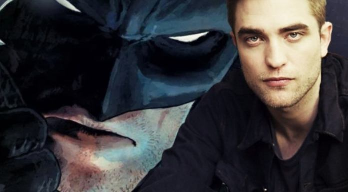 batman pattinson