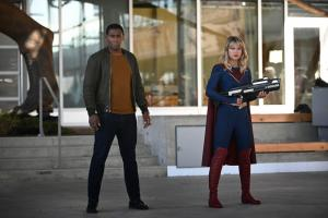 "Supergirl 5x08: le foto tratte dal mid-season finale ""The Wrath of Rama Khan"""