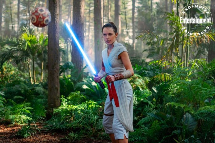 Star Wars: L'Ascesa di Skywalker, Rey