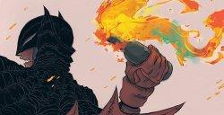 DC Comics: The Dark Knight Returns: The Golden Child, il dilemma artistico