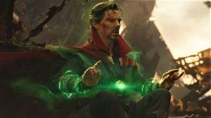 Avengers: Infinity War, una scena tagliata mostra i viaggi astrali di Doctor Strange