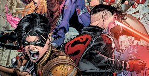DC Comics: Young Justice #14 immagini in anteprima