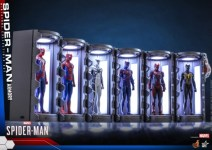 Spider-Man: Hot Toys presenta la Armory Miniature Collectible