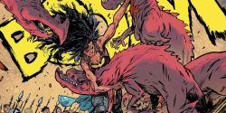 Cheetah è più letale che mai in Wonder Woman: Dead Earth