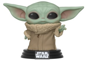 Star Wars: The Mandalorian,annunciato il Funko Pop di Baby Yoda!