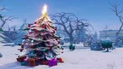 Fortnite 2, Mezz'Inverno: dove ballare vicino agli Alberi delle Feste