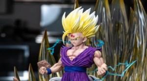 DRAGON BALL Z: KD Collectibles presenta Gohan Super Saiyan 2