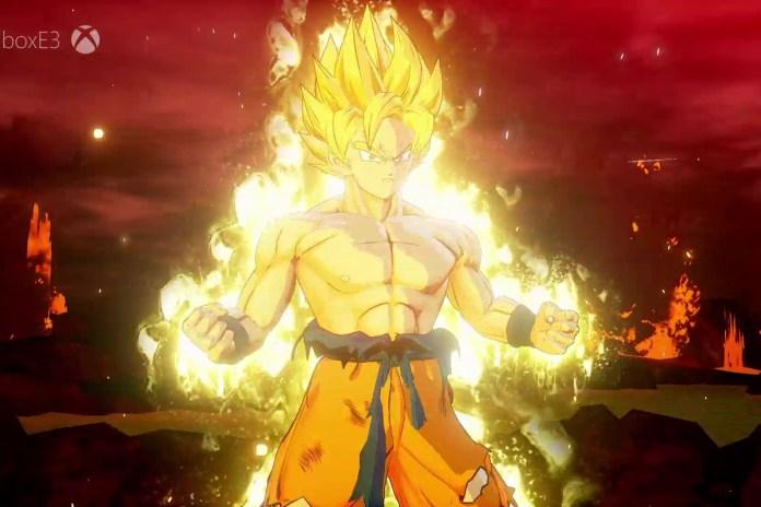 Dragon Ball Z Bandai Namco