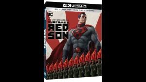 Superman: Red Son, ecco le date d'uscita del nuovo film animato Warner/DC