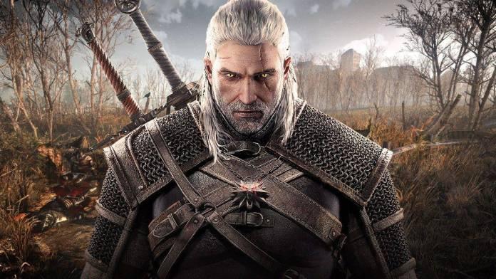 The Witcher - Il Guardiano degli Innocenti immagine tratta da terzo videogioco, frontale